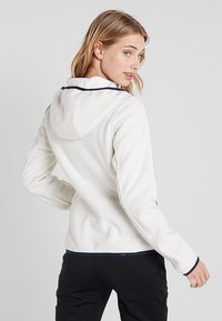 Icepeak - ALDORA - Fleece jacket - natural white - 2