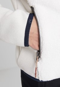 Icepeak - ALDORA - Fleece jacket - natural white - 3