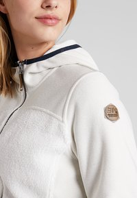 Icepeak - ALDORA - Fleece jacket - natural white - 6