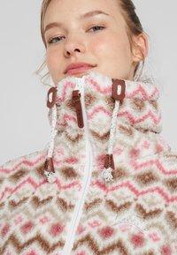 Icepeak - KARMEN - Fleece jacket - natural white - 4