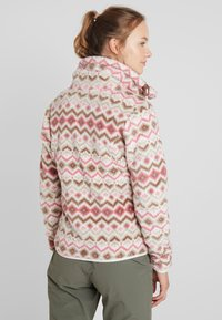 Icepeak - KARMEN - Fleece jacket - natural white - 2