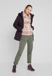 Icepeak - KARMEN - Fleece jacket - natural white - 1