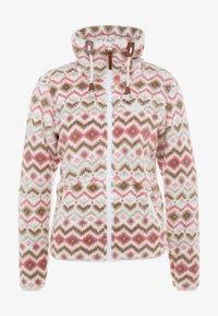 Icepeak - KARMEN - Fleece jacket - natural white - 3