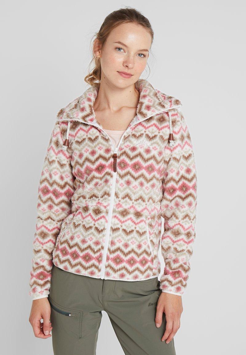 Icepeak - KARMEN - Fleece jacket - natural white