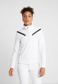 Icepeak - ELSMERE - Sweatshirt - optic white - 0