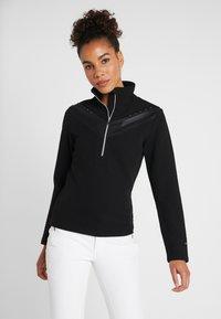Icepeak - ELSMERE - Sweater - black - 0
