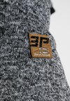 Icepeak - PEARSALL - Fleecová bunda - anthracite