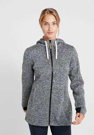 PEARSALL - Fleece jacket - anthracite