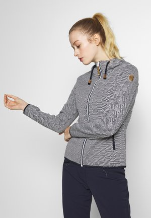 ADRIAN - Fleece jacket - dark blue