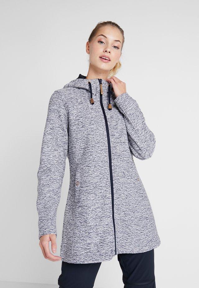 AURAY - Zip-up hoodie - dark blue
