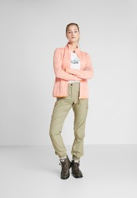 Icepeak - AUTUN - Fleece jacket - apricot - 1