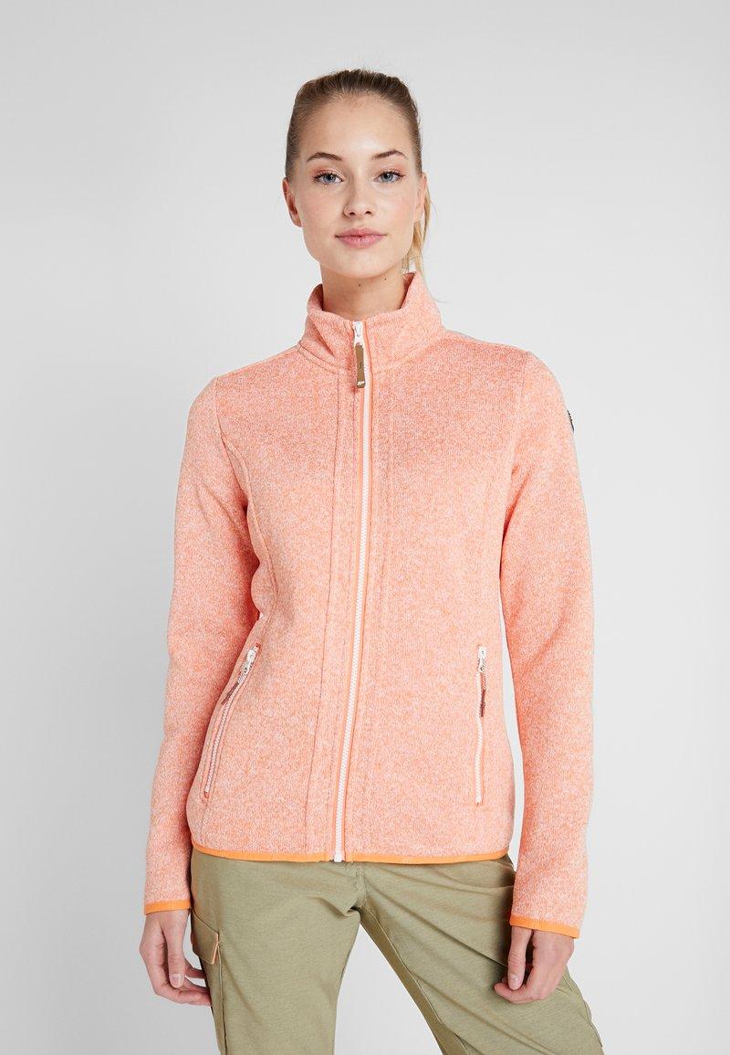 Icepeak - AUTUN - Fleece jacket - apricot