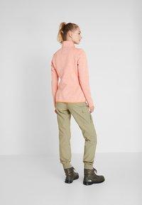 Icepeak - AUTUN - Fleece jacket - apricot - 2