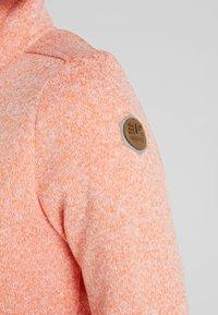 Icepeak - AUTUN - Fleece jacket - apricot - 5