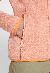 Icepeak - AUTUN - Fleece jacket - apricot - 3