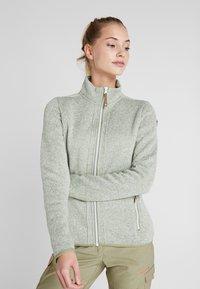 Icepeak - AUTUN - Fleece jacket - antique green - 0