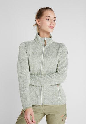 AUTUN - Fleecejacke - antique green