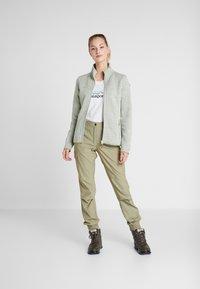 Icepeak - AUTUN - Fleece jacket - antique green - 1