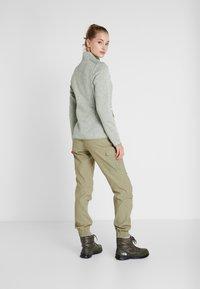 Icepeak - AUTUN - Fleece jacket - antique green - 2
