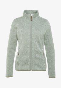 Icepeak - AUTUN - Fleece jacket - antique green - 4
