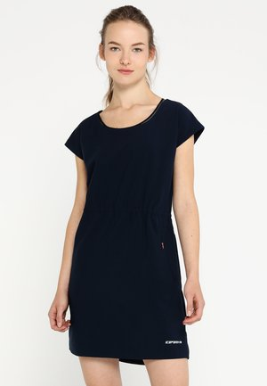 SINDY - Sports dress - marinenblau