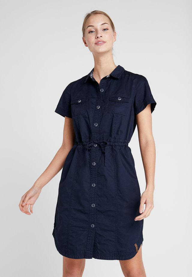 AQUILLA - Shirt dress - dark blue