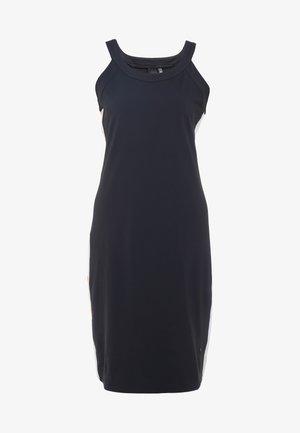 EMERADO - Jersey dress - black