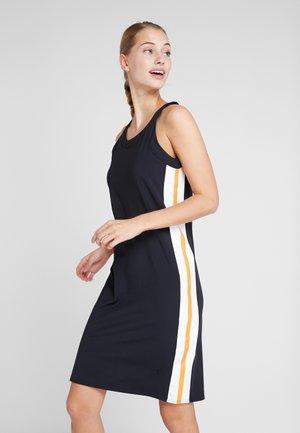 EMERADO - Sukienka z dżerseju - black