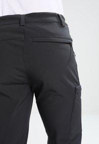 Icepeak - SAULI - Pantalons outdoor - anthracite - 4