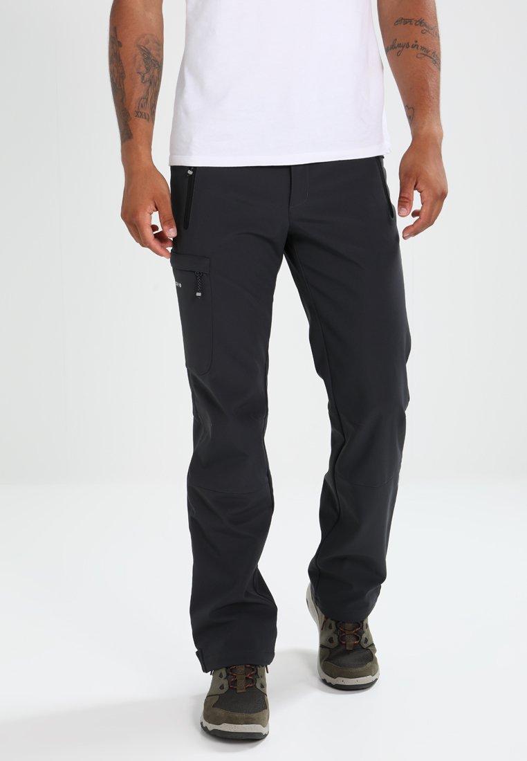 Icepeak - SAULI - Pantalons outdoor - anthracite