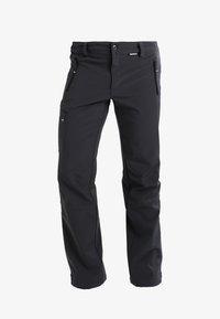 Icepeak - SAULI - Pantalons outdoor - anthracite - 7