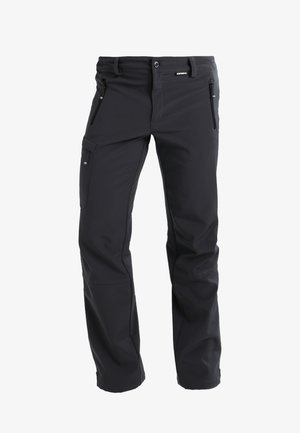SAULI - Pantaloni outdoor - anthracite