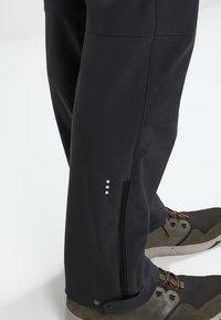 Icepeak - SAULI - Pantalons outdoor - anthracite - 6
