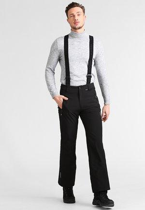 NOXOS - Spodnie narciarskie - schwarz