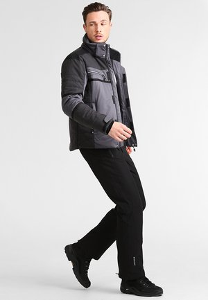 NOXOS - Zimní kalhoty - schwarz