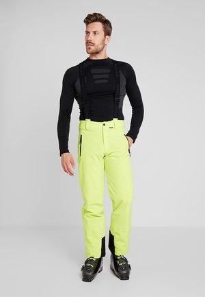 NOXOS - Pantalon de ski - aloe