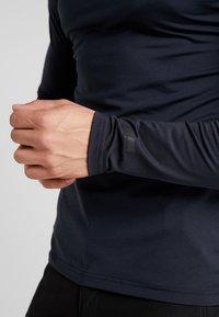 Icepeak - ELKINS - Bluzka z długim rękawem - navy blue - 5