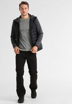 SANI - Outdoorbroeken - black