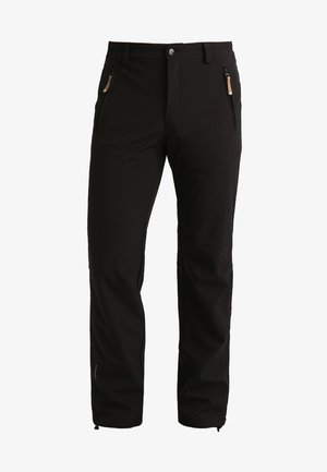 SANI - Pantaloni outdoor - black