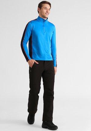 RIPA - Zimní kalhoty - black