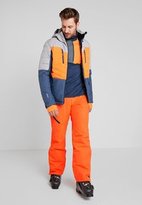 Icepeak - JOHNNY - Täckbyxor - dark orange - 1