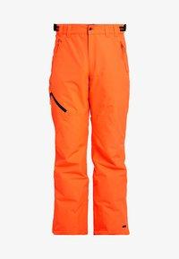 Icepeak - JOHNNY - Schneehose - dark orange - 4
