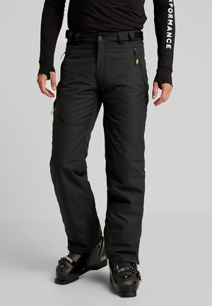 JOHNNY - Pantalon de ski - anthracite