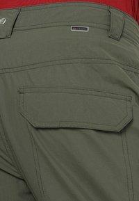 Icepeak - SEIFER 2-IN-1 - Kalhoty - dunkel olivgrün - 6