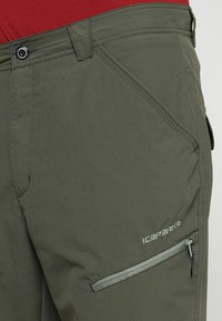 Icepeak - SEIFER 2-IN-1 - Kalhoty - dunkel olivgrün - 8