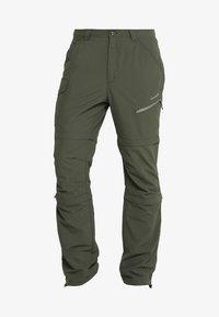 Icepeak - SEIFER 2-IN-1 - Kalhoty - dunkel olivgrün - 7