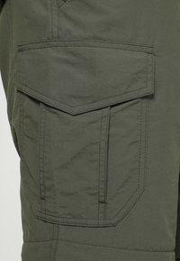 Icepeak - SEIFER 2-IN-1 - Kalhoty - dunkel olivgrün - 5