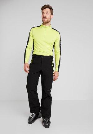 FORMAN - Spodnie narciarskie - black