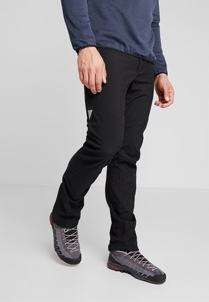 LYNDON - Outdoor trousers - black