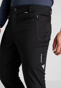 Icepeak - LYNDON - Outdoor trousers - black - 4